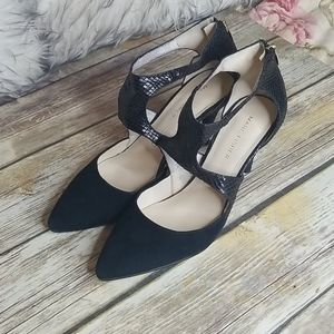 Marc Fisher Ankle Straps Size 8.5